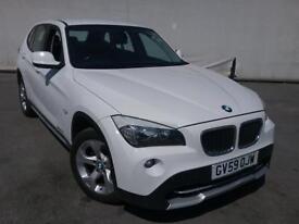GOOD CREDIT FINANCE AVAILABLE 2009 59 BMW X1 2.0TD sDrive20d SE
