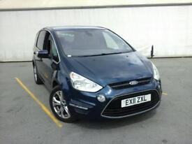 GOOD CREDIT FINANCE AVAILBLE 2011 11 Ford S-MAX 2.0TDCi