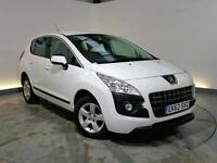 2012 PEUGEOT 3008 1.6 HDi 112 SR 5dr 5 Seat MPV