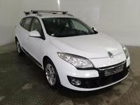 """62 RENAULT MEGANE 1.5dCi 110 EXPRESSION +SPORT TOURER """"£20 A YEAR ROAD TAX"""""""""""