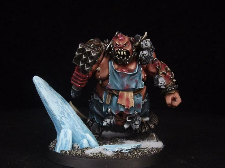 Warhammer Age of Sigmar KPW Painted Butcher(Gallery!Pre-order)