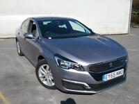 2015 65 PEUGEOT 508 1.6BLUEHDi ACTIVE GOOD AND BAD CREDIT CAR FINANCE AVAILABLE