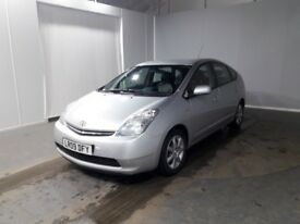 2009(09) TOYOTA PRIUS 1.5 (LEATHER)T 3**TWO OWNERS**UK MODEL HYBRID AUTO FSH CAN PCO zero tax