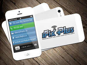 Professional Cell Phone Repair in the Montrose Mall Sudbury