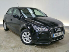 14 AUDI A1 1.6TDI ( 105ps ) SE 5 DOOR //TAX EXEMPT//