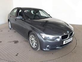 2015 15 BMW 3 SERIES 2.0 320D EFFICIENTDYNAMICS BUSINESS 4DR 161 BHP DIESEL