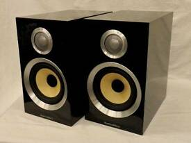 B&W Bowers and Wilkins CM1 S2 Speakers