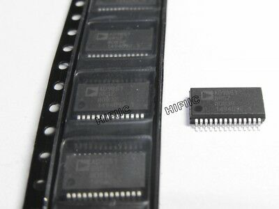 1pcs Ad9851brs Cmos Dds Dac Synthesizer Ic
