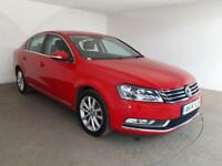 2014 14 VOLKSWAGEN PASSAT 2.0 EXECUTIVE TDI BLUEMOTION TECHNOLOGY 4DR 175 BHP DI