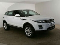 64 RANGE ROVER EVOQUE 2.2eD4 ( 150bhp ) PURE ///LEATHER ///