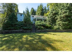 Beautiful home on 1/2 acre private lot with Spectacular View