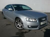 BAD CREDIT CAR FINANCE AVAILABLE 2009 59 Audi A5 2.0 TFSI Sport