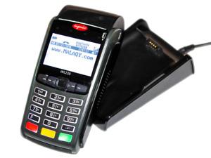 credit card and debit machine