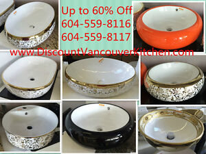 New Fashion Styles Bathroom Vanity Sinks Promotion Price Only$79