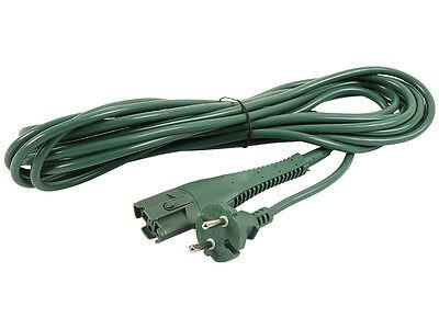 Kabel geeignet für Vorwerk Staubsauger Kobold 130 131 10 Meter