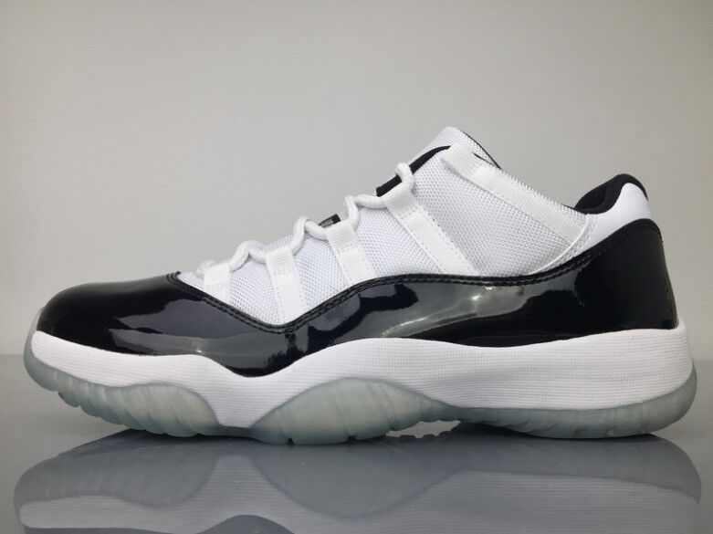34e474aa8974 Nike Air Jordan 11 Low Retro Concord
