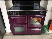Stoves 1000mm wide electric Induction range cooker