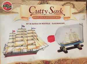 Airfix Cutty Sark Ship in a Bottle Kit - Brand New Umina Beach Gosford Area Preview
