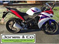 Honda Cbr125r 125 2011 Delivery Available. fantastic condition
