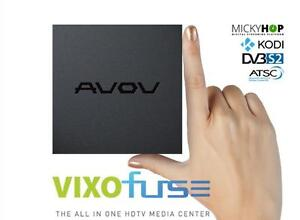 Avov Vixo Fuse Android TV Box - Newest Model - www.infotechcomputers.ca