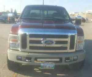 2008 f250 king ranch