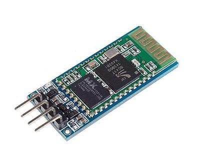 Slave Hc-06 Wireless Bluetooth Transeiver Rf Master Module Serial For Arduino