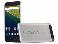 Google Nexus 6P (32Gb, Unlocked) with case