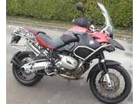 BMW R1200GS Adventure 2008 Good Condition