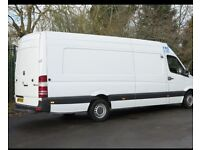 Removals from £15ph Man with Van, man and van hire, Man & van, house Removal, removal comany