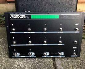 Voodoo Labs Ground Control Pro (DMC) Midi Controller