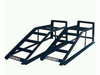 Brand new car ramps 2 tonne