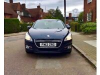 2012 Peugeot 508 1.6 e-HDi Allure Automatic(start/stop) FULL SERVICE HISTORY PX Bmw x5 2007+