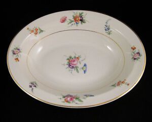 Syracuse China Old Ivory SELMA Oval Vegetable Bowl