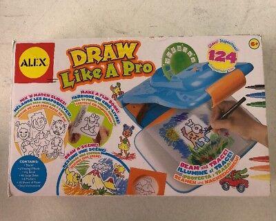 ALEX Toys Artist Studio Draw Like A