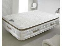 Windsor 3000 Pocket Sprung Memory Wool Orthopaedic Pillow Top Mattress