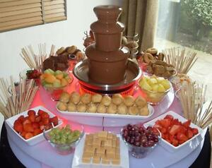 Party Rentals & Event Planner (Chocolate Fountain,Table, Chairs) Oakville / Halton Region Toronto (GTA) image 2