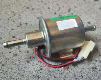 Electric Fuel Pump For New Holland Case John Deere Bobcat Skid Steer Loader