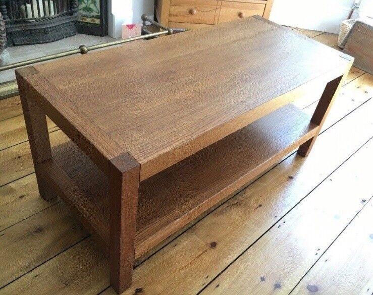 Laura Ashley Lovely Brompton Oak Coffee Table