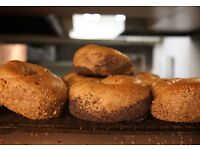 Customer service person | Bagel Shop in Whitechapel | Full or Part time
