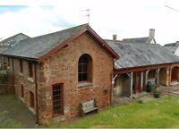 3 Bed Listed Barn Conversion close to Exeter