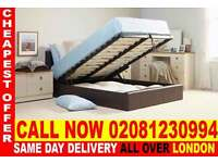 ****WOW UPTO 70% OFF*** DOUBLE storage leather Base ,single Kingsize available / Bedding