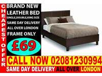 ****Amazing Offer**** Brand New Single Double And KingSize Leather Bedding