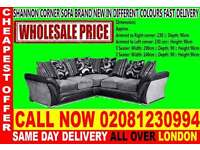 ****WOW UPTO 70% OFF*** SEHANION CORNER or 3 AND 2 SEATER SOFA SUITE