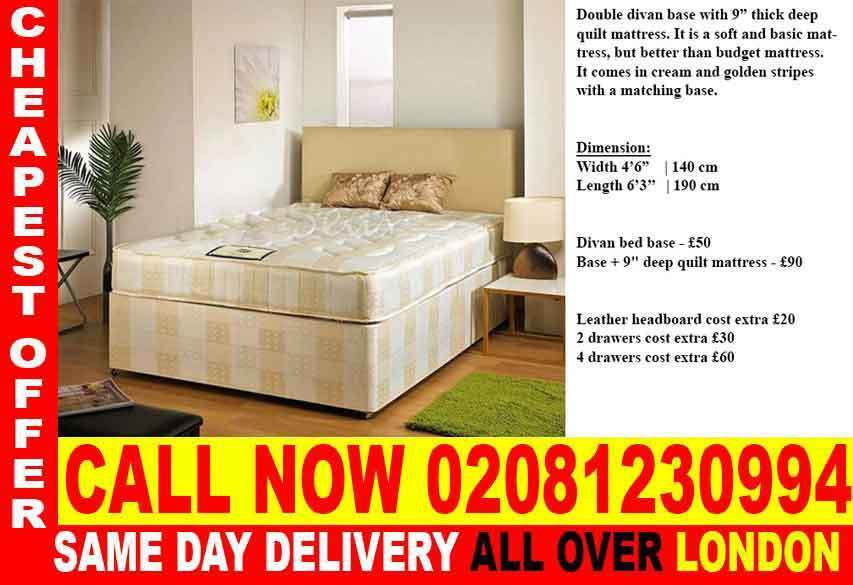 WOW UPTO 70% OFFSmall DoubleSingleKing size memory foam Base Beddingin Wembley, LondonGumtree - Brand New Furniture sale All types of furniture available. Bed, sofa, wardrobe, bunk bed, dining set, coffee tables.Just a call and we will assist you