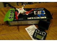 V686 FPV drone