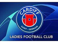 Ladies Football Club Recruiting