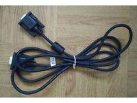 VGA Black Cable