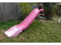 Argos children's pink slide. Was £99