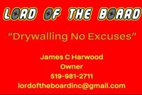 Drywall your home