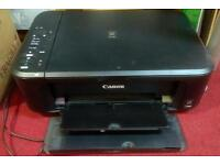 Cannon Black Scanner and Printer 2 in 1